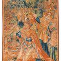 Tapisseries d'audenarde, d'aubusson et des flandres, xviie siècle