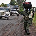 LA RDC A-T-ELLE UNE <b>ARMÉE</b> A SA TAILLE ?
