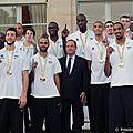 L'équipe de France de <b>basket</b> : hommage à Dieudonné à l'Elysée ? (Slate)