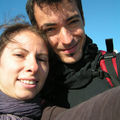 Balta and Ginie in the Baltics