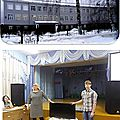 Cadeau pour l'orphelinat de Krasnokamsk