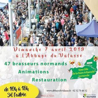 Abbaye du Gruchet-Le-Valasse, 7 avril 2019: 4ème fête de la bière normande