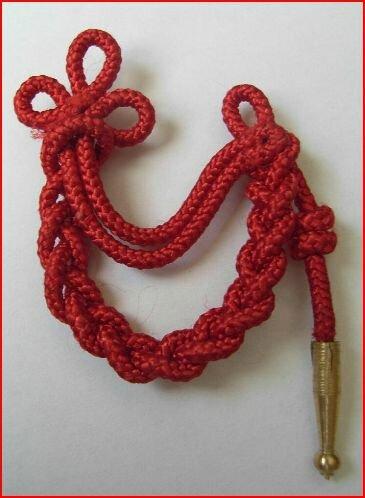 7e RTA Fourragère aux couleurs de la Légion d'Honneur