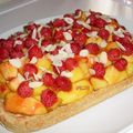 Tarte aux fruits (ultra) facile