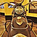 La Belgique et ses motos classiques - The Krugger & The Old Lady (Expo à Liège, part 3)