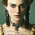 The duchess de saul dibb avec keira knightley, ralph fiennes, dominic cooper, hayley atwell