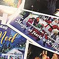 Marché de Noël dimanche 1erdécembre2019 16h30 JardinsdeBièvre Musique et Poésie scène du grand chapiteau de L'Haÿ !
