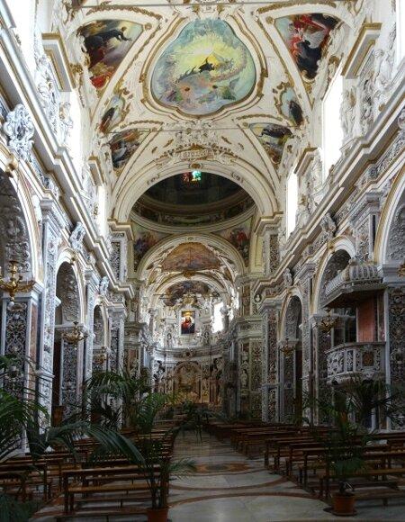 Eglise del Gesu2