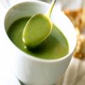 Crème de brocoli, panais et topinambours