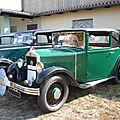 MATHIS Type PYC faux cabriolet 1931 Rustenhart (1)