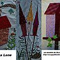 Birdhouses lane (les nichoirs)