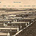 les cousins - Le camp de Prisonniers de Lechfeld.