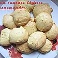 Biscuits au safran
