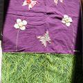 Une couverture pour la mininoursette