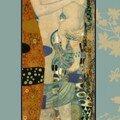 Klimt mère et enfant