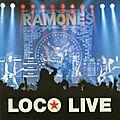 <b>RAMONES</b> - Loco Live