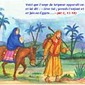 Évangile et Homélie du Sam 28 Déc 2019. La <b>fuite</b> en Égypte et le massacre de Saints Innocents