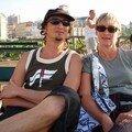 Yann & Anne-Marie (Biarritz, août 2006)