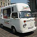 Volkswagen combi type 2 marchand de glaces pierino