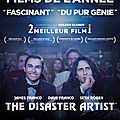 The Disaster Artist (Ed Wood : 1/Tommy Wiseau : 0)