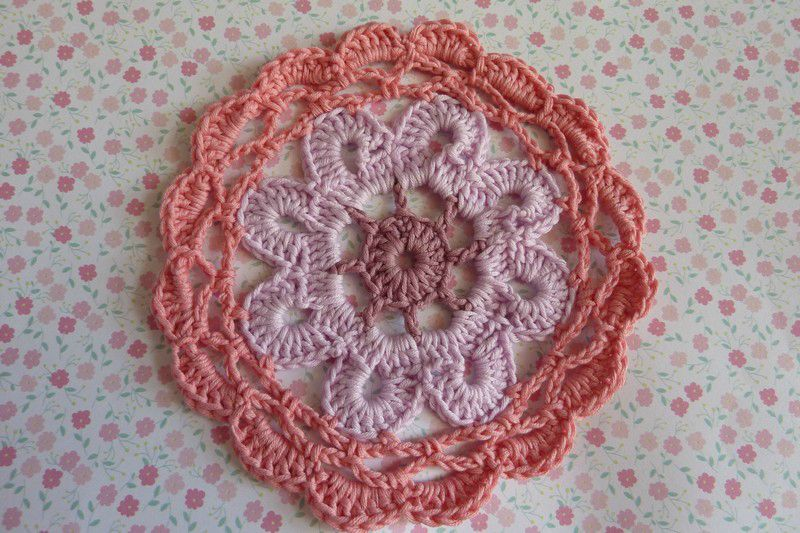 Napperon crochet (2)