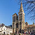 Cathédrale Saint-Pierre de Lisieux : 1 500 ans d'histoire