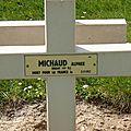 Soldat Alphée MICHAUD
