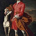 John vanderbank the younger, a youth of the lee family, probably william lee of totteridge park, 1738