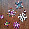 Création de bijoux DIY : l'utilisation de <b>perles</b> <b>à</b> écraser !
