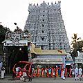 Suchindram Thanumalayan Temple