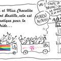 Gay pride 2008