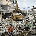 Gaza des ong témoignent de l'insupportable