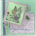petite fée violette