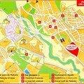 Plan Hamria & Ismailia ( Méknes)