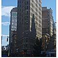 Flatiron Building - Washington Square Park