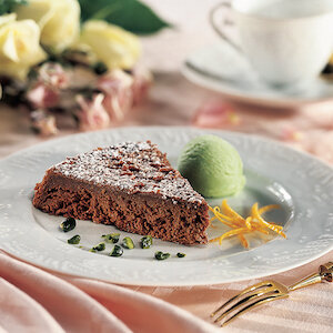 Gâteau Choco-Orange
