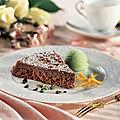 Gâteau Choco-<b>Orange</b>