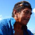 Polynésie - Les habitants (MAUPIHAA)