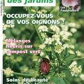 Magazine jardin, la gazette des jardins