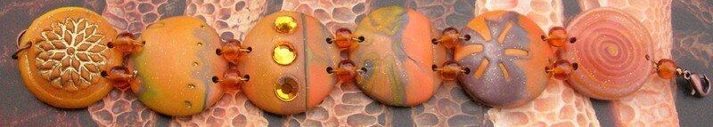 Les couleurs de Luce ...le bracelet