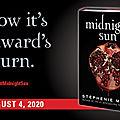 Stephenie Meyer sort ENFIN <b>Midnight</b> Sun le 4 août