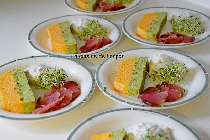 terrine carotte petit pois et brocoli (5)