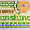 mini album my little sunshine 001