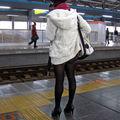 Fukui eki girl