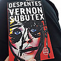 Vernon subutex 1, virginie despentes