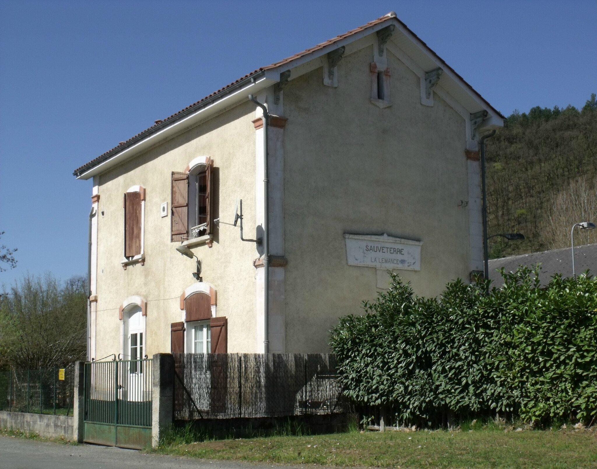 Sauveterre-la-Lémance (Lot-et-Garonne - 47)