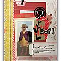 scraplift 87# - <b>scrapbooking</b> A4 - Bof!