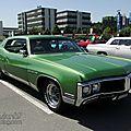 <b>Buick</b> <b>LeSabre</b> Custom 400 hardtop coupe-1970