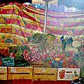 Petit marché provençal