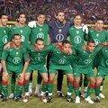 L'equipe marocain de foot